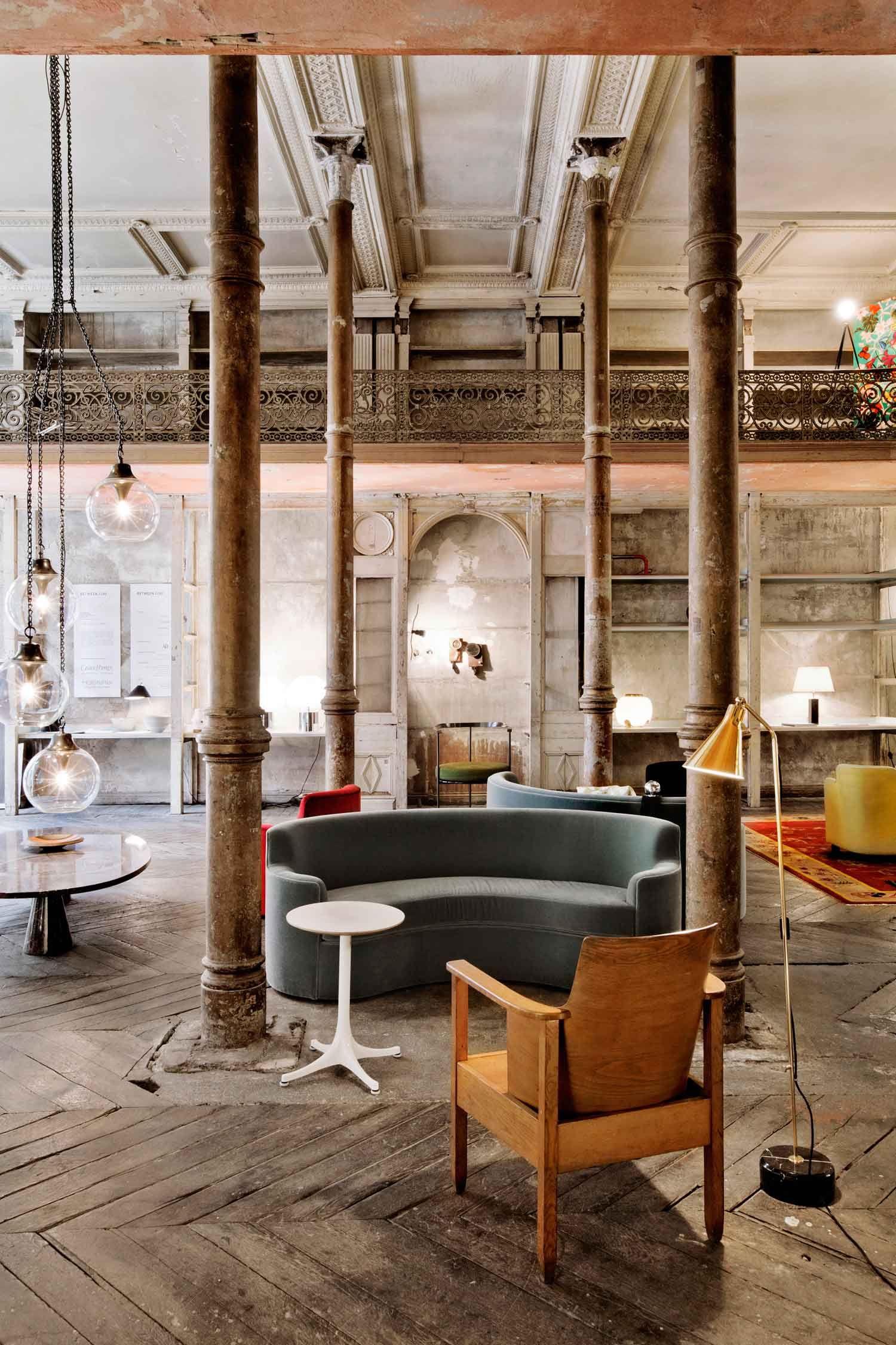 Summer House Interior Design Ideas From Berlin: Berlin-based Gisbert Pöppler Combines Architecture, Interior Design And Custom Designed