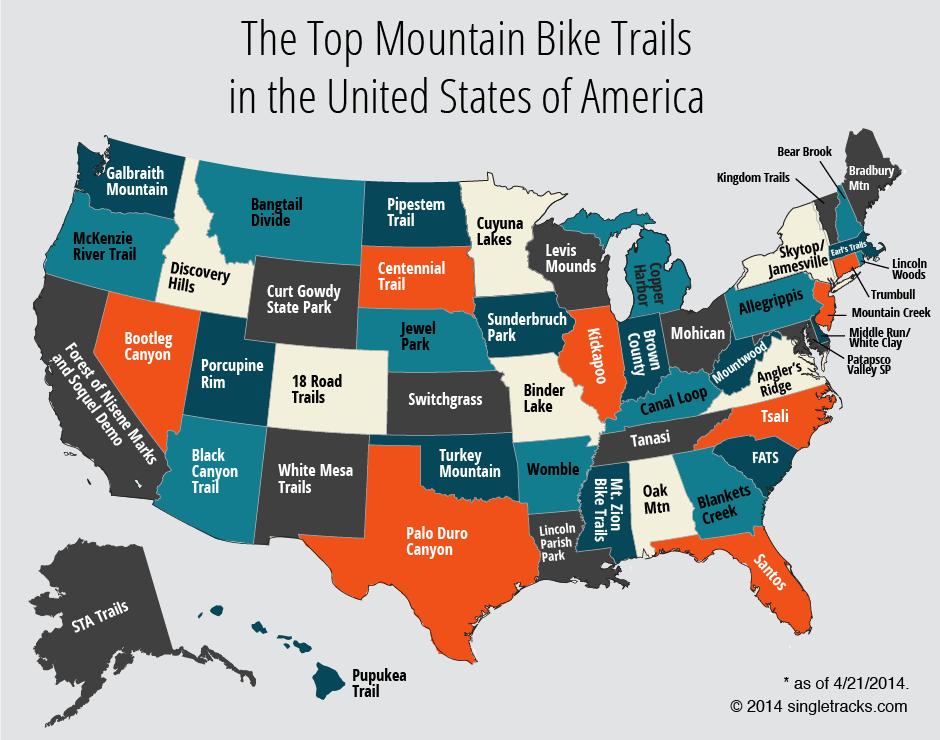 Usa Popular Mtb 940 2 Png 940 740 Pixels Mountain Bike Trails