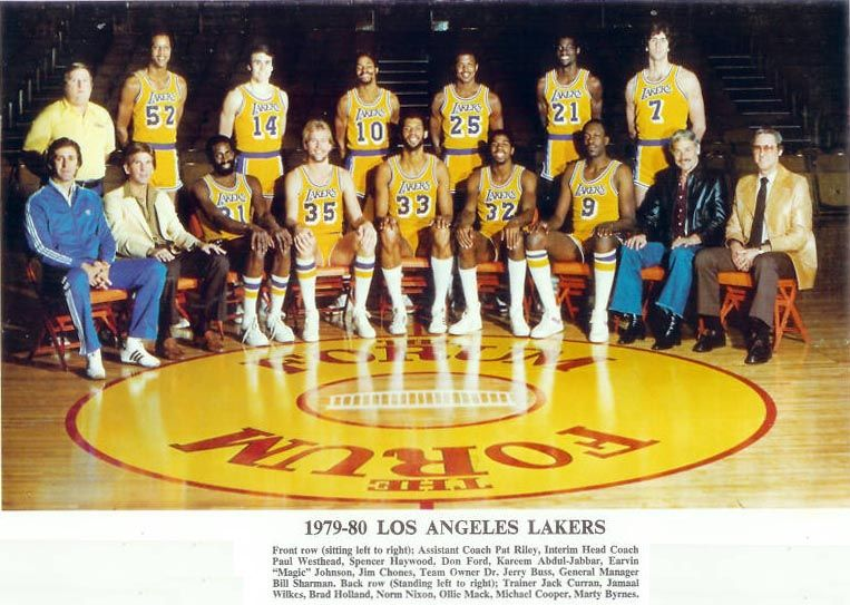 Magic Johnson 1979 80 Los Angeles Lakers In 2020 With Images Magic Johnson