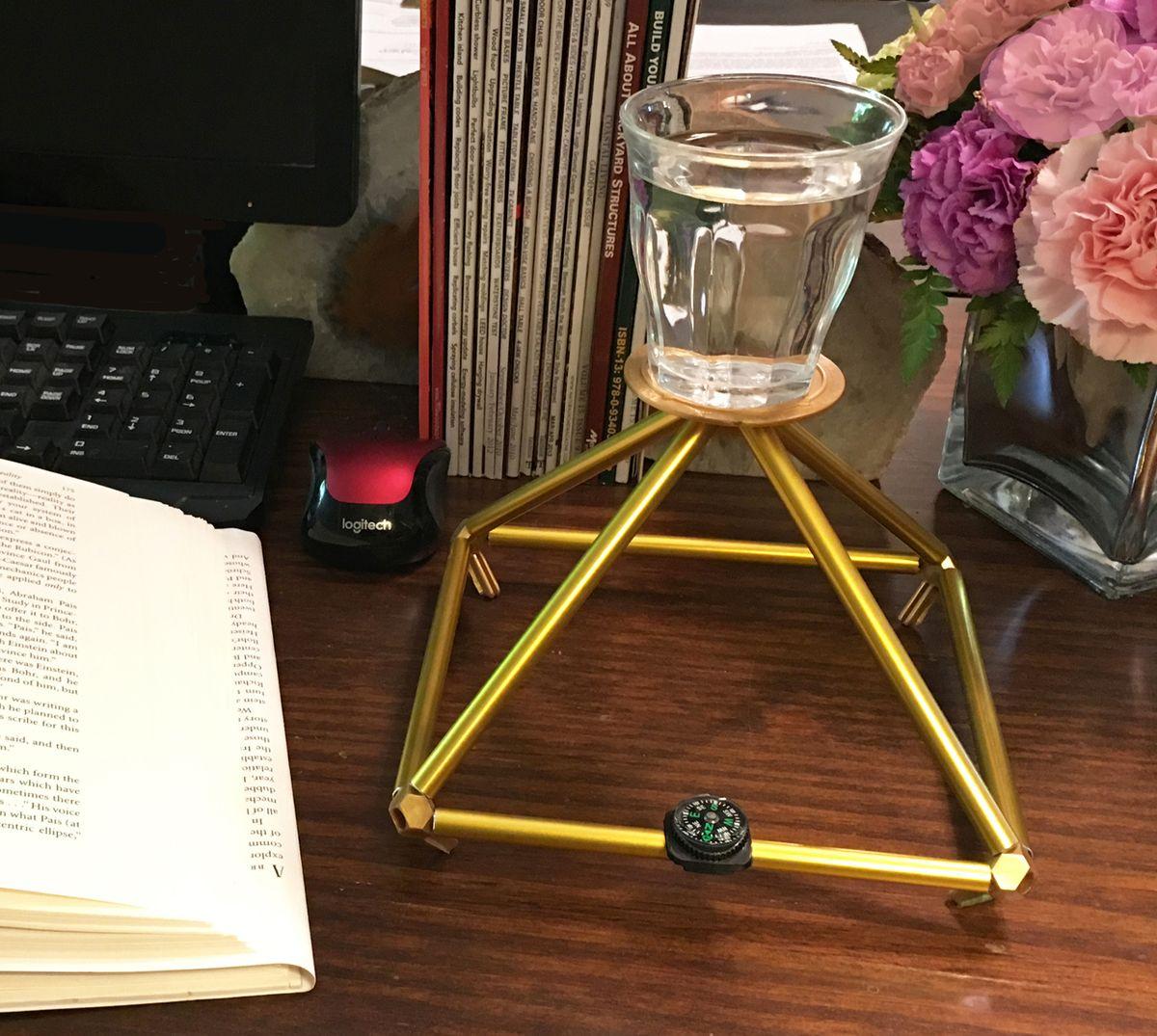 Energy Pyramid Baby! Nick Edwards Pyramid Power Kit 6 inch