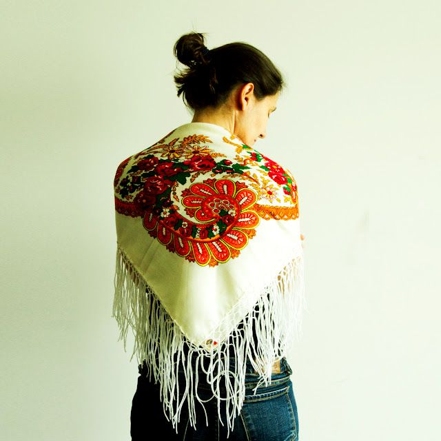 Portuguese tradicional scarf