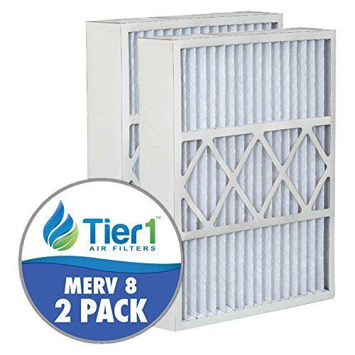 Lennox X0586 20x25x5 Merv 8 Comparable Air Filter 2pk Lennox X0586 20x25x5 Merv 8 Comparable Air Filter 2pk This Tier1 2 Ac Furnace Air Filter Lights Merv