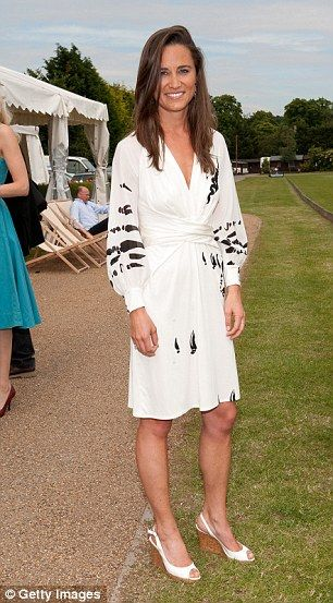 At The Polo This Dress Is A Sort Of Sub Diane Von Furstenberg Wrap