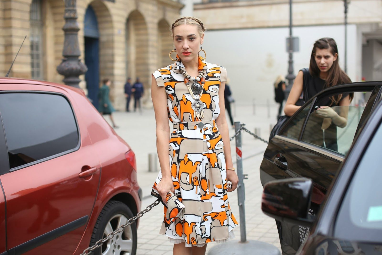 #SwitchMagazine - The #Braves Of #Fashion Story: #MiaMoretti