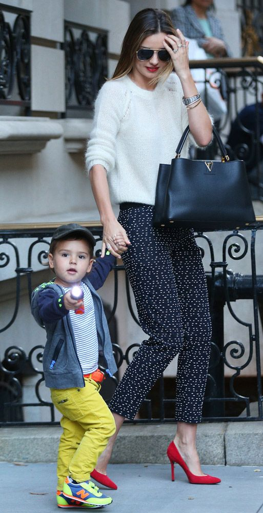 The Many Bags of Celebrity Moms - Page 2 - PurseBlog