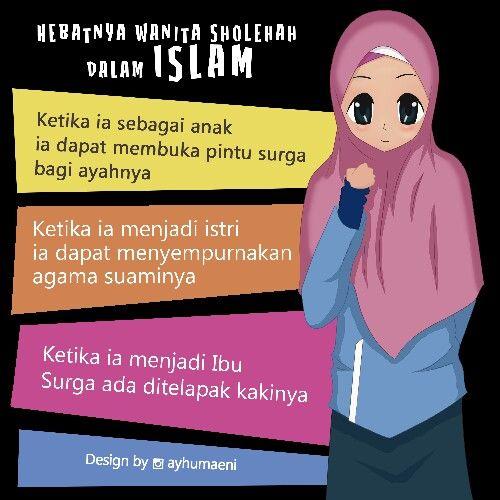 Kata Bijak Wanita Hebat Dalam Islam Cikimm Com