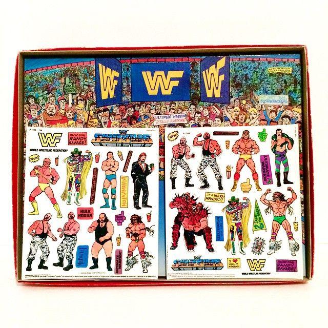 Wwf, Pro Wrestling, Retro
