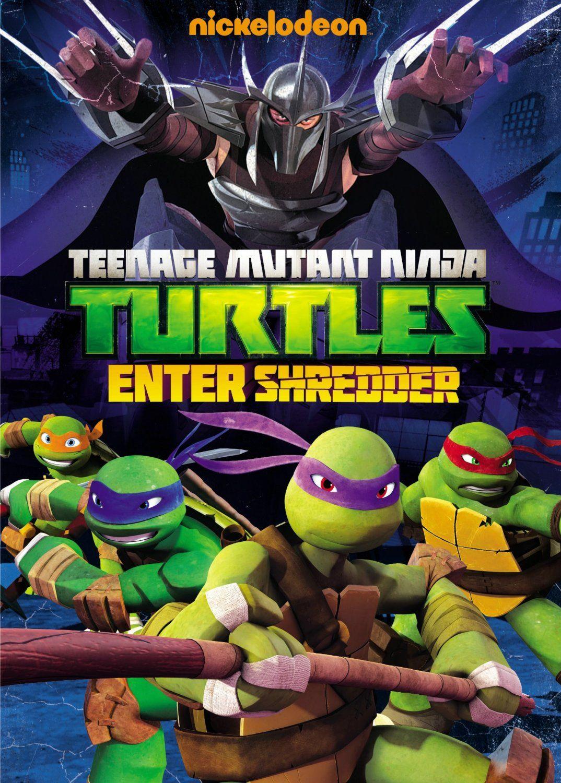 Quarto Poster Tartarugas Ninjas Tartaruga Desenhos Filmes