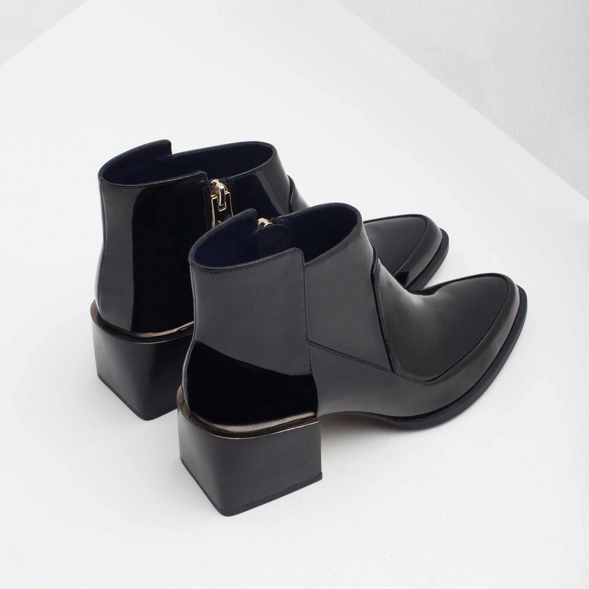 chaussures femme 2018 zara. Black Bedroom Furniture Sets. Home Design Ideas