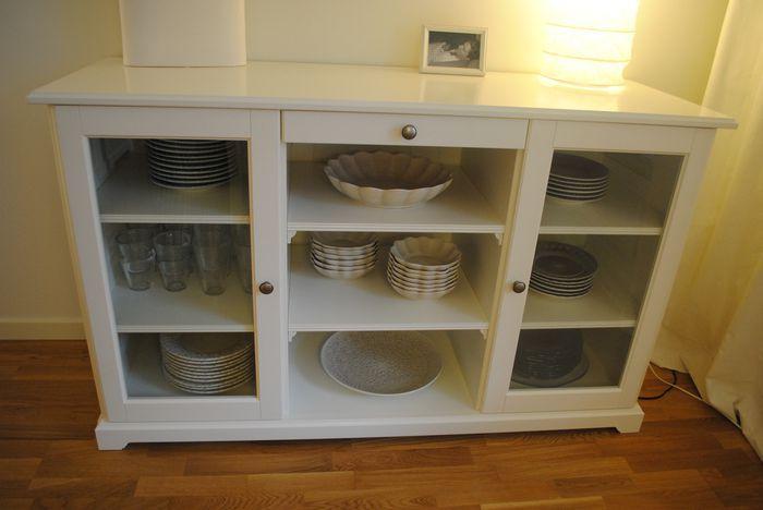 Credenza Ikea Liatorp : Liatorp sideboard ikea dining room storage