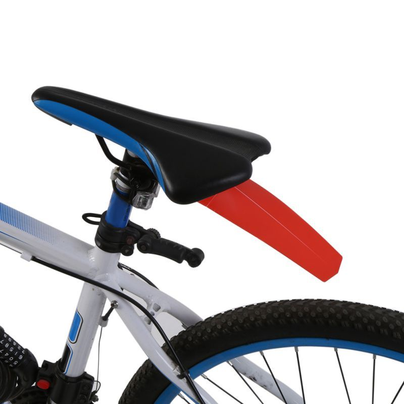 Removable Bicycle Fender Cycling Race Road Bike Rear Saddle Mudguard Accessories