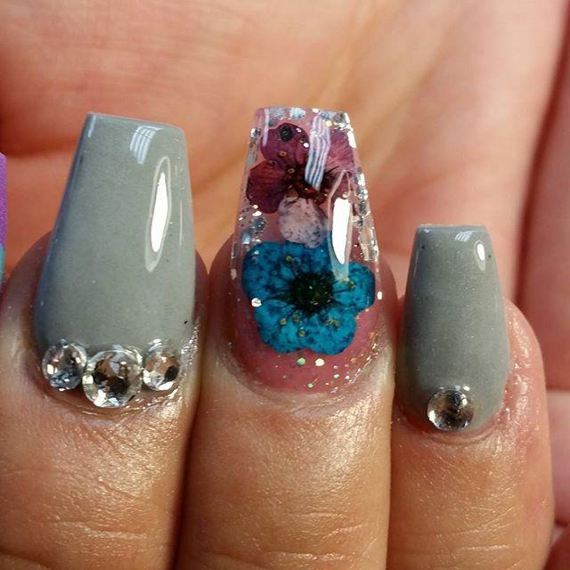nataliesnaillounge | Nail Art | Pinterest | Diseños de uñas, Uñas ...