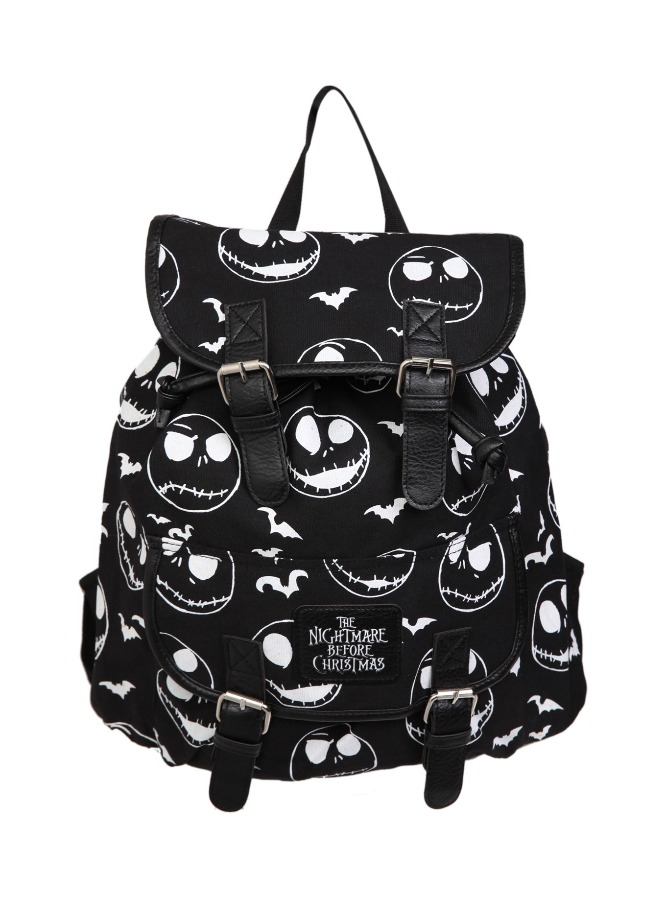 the nightmare before christmas jack slouch backpack hot topic - Nightmare Before Christmas Backpack