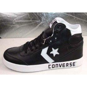 Converse Basketball Shoes High-Top Black