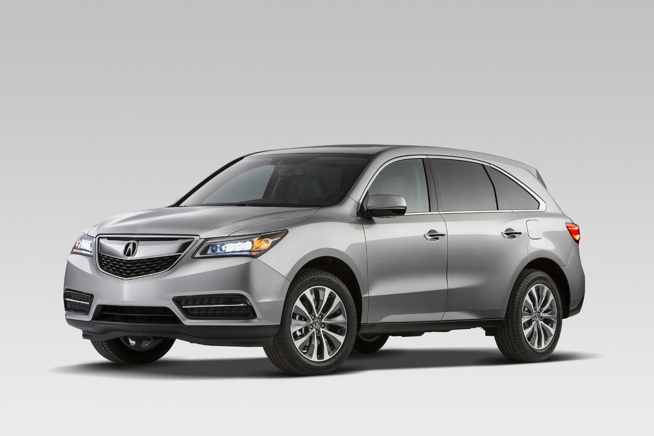 a car suv acura reviews article notes autoweek three row stalwart mdx review luxury