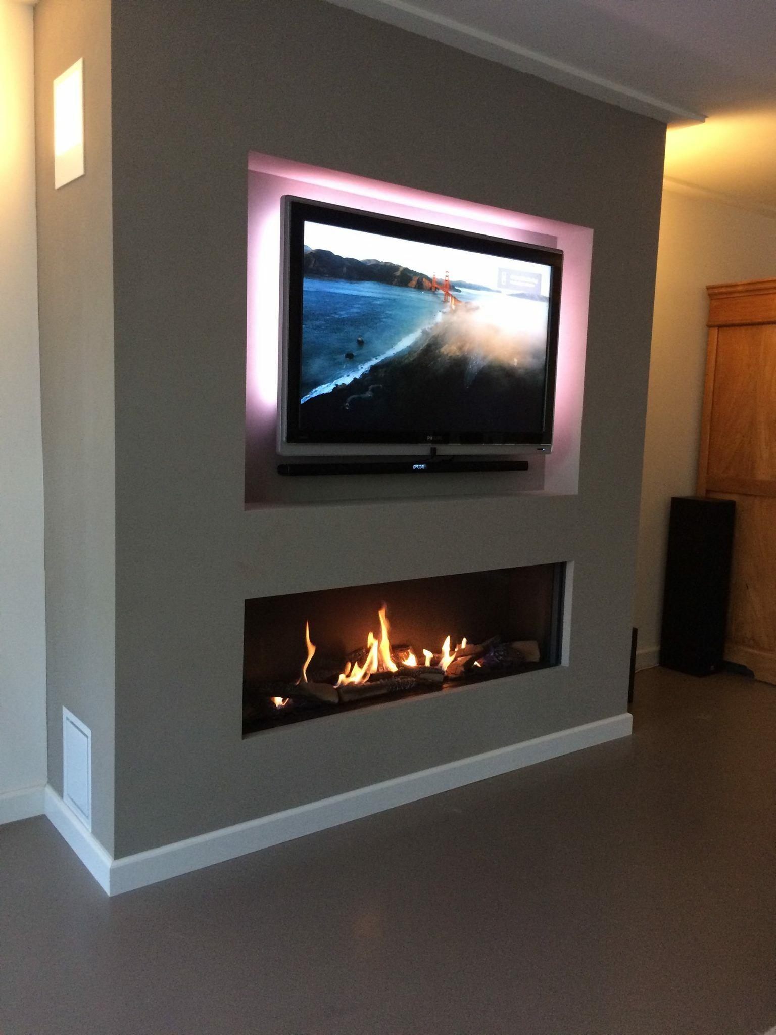 Modern Gas Fireplace Gallery Contemporary Gas Fireplace