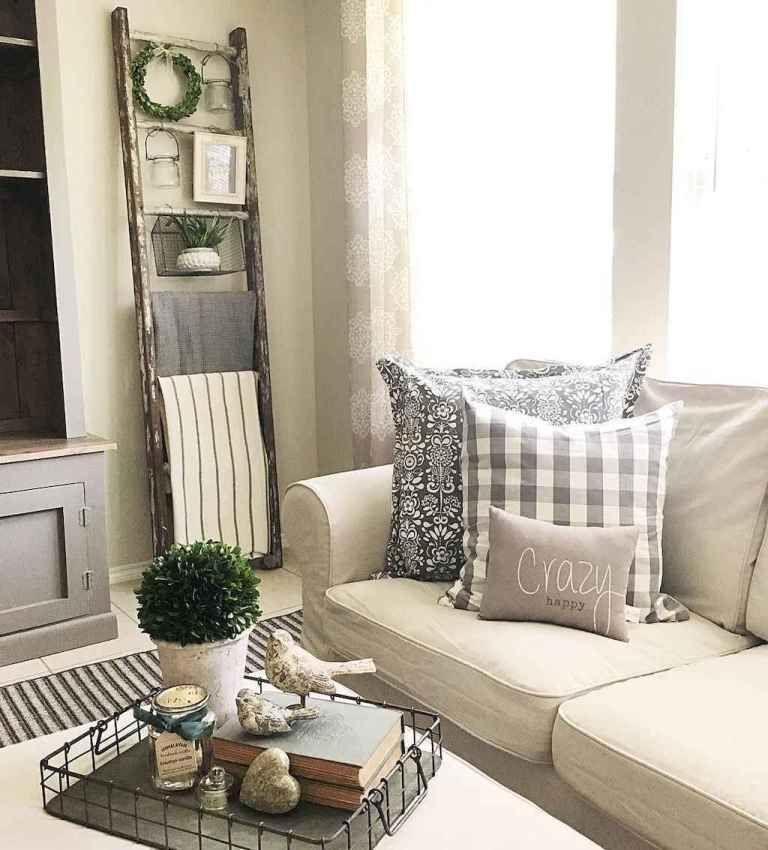 32 Incredible Farmhouse Living Room Makeover Decor Ideas