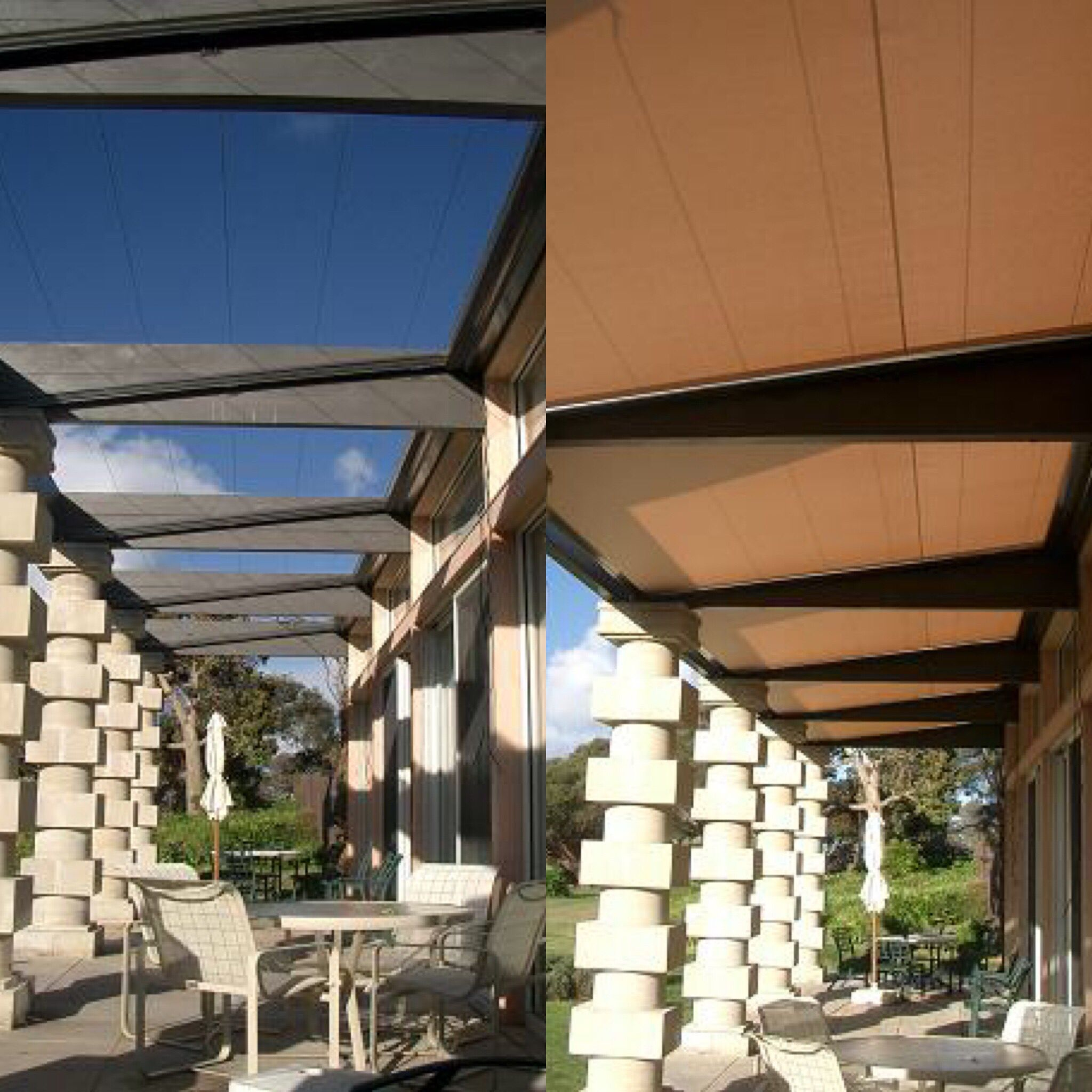 Would You Think Outdoor Retractable Awnings Can Be So