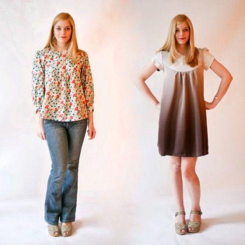 Schnittmuster: Zsalya Top & Dress   Schnittmuster