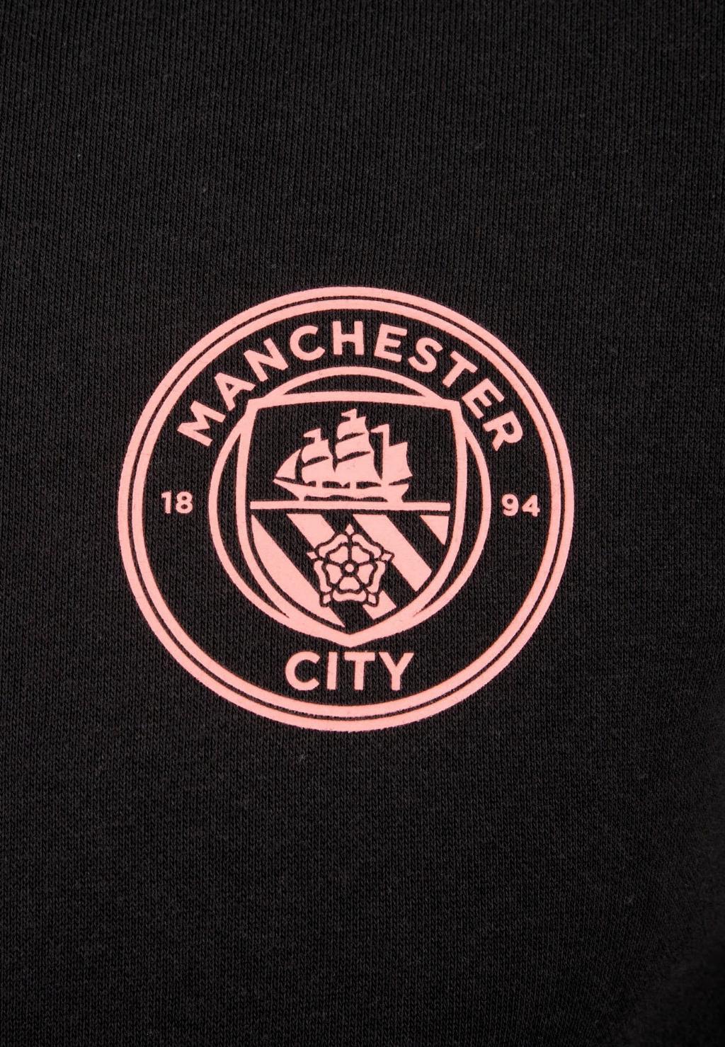 Puma Sweatshirt Manchester City Ftblculture Herren Schwarz Grosse Xl In 2020 Manchester City Manchester City Logo Manchester City Wallpaper