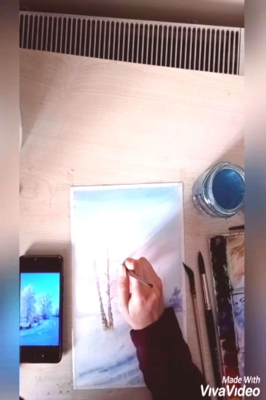 #watercolorlandscape #watercoloring #watercolor #gormezden #geliniz #lutfen #petei #wate Lutfen peteği gormezden geliniz #watercolor #watercoloring #wateYou can find Watercolor landscape and more on our website.Lutfe...