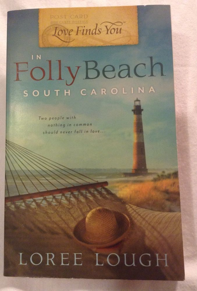New Love Finds You In Folly Beach South Carolina By Lough Loree