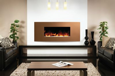 Electric fires and fireplaces Glasgow