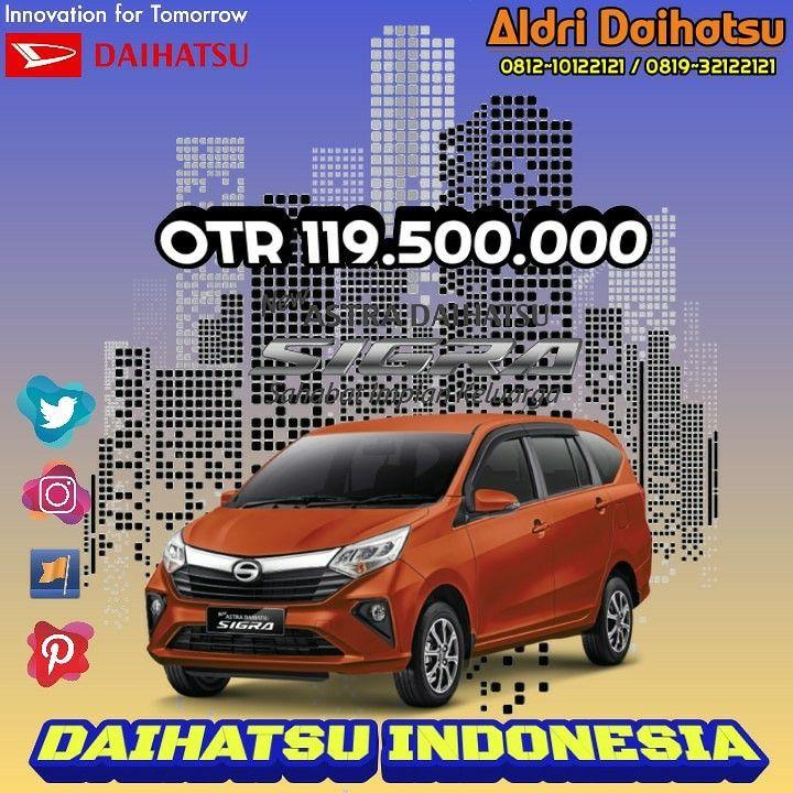 Astra Daihatsu All New Sigra 2020 Daihatsu Indonesia