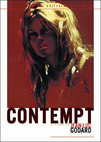 Contempt, 1963  Brigitte Bardot as Camille Javal  Michel Piccoli as Paul Javal  Jack Palance as Jeremy Prokosch