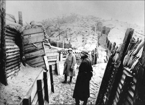 WW1 Trench Scene (di shipscompass)