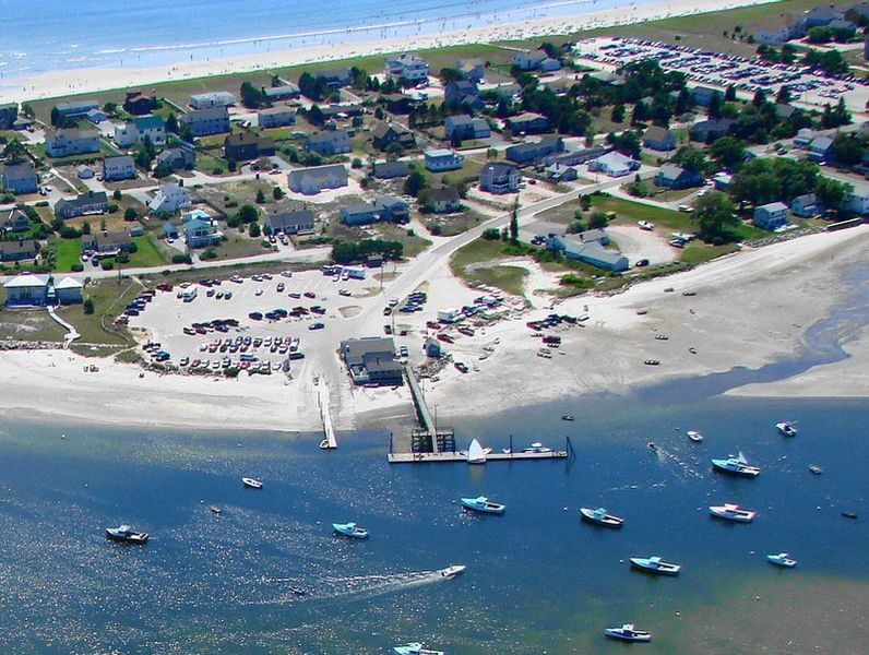Pine Point Maine Scarborough Old Orchard Beach New England States Healthy