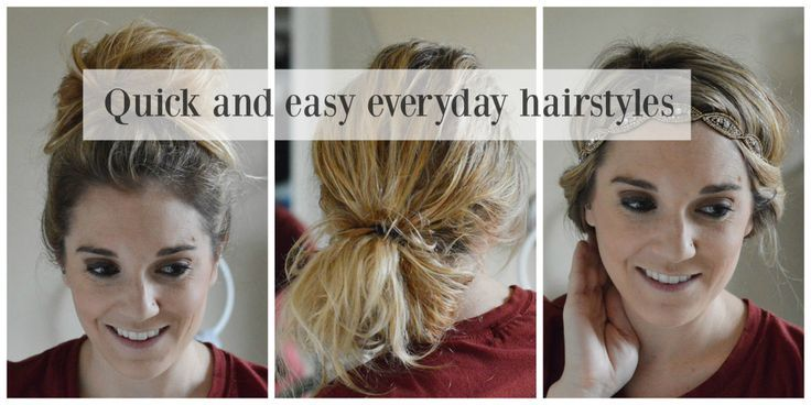72a756af0e2 Quick and easy everyday hairstyles. - The Samantha Show  ShareBeauty  ad