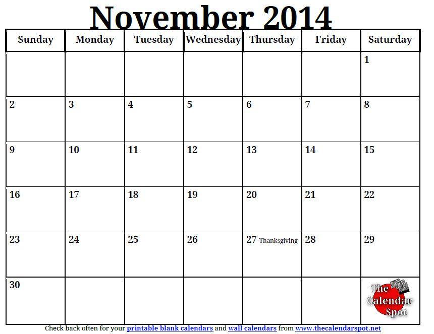 Calendar November 2014 Google Search Teacher Organization