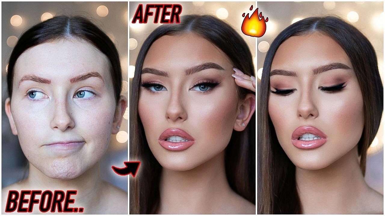 How To Be A Catfish In 2020 Soft Glam Makeup Tutorial In 2020