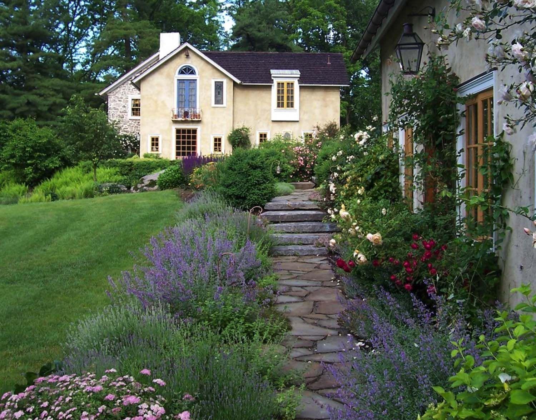 Garden Stone Pathway Ideas 31 1 Kindesign