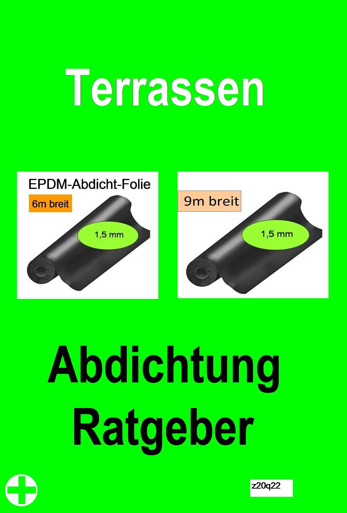 Ratgeber Fur Die Abdichtung Von Terrasse Und Balkon Mit Epdm