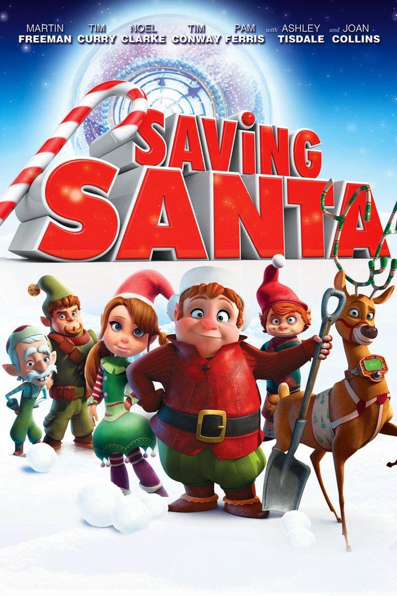 Saving Santa | Movies watched with Babe | Pinterest | Movies ...