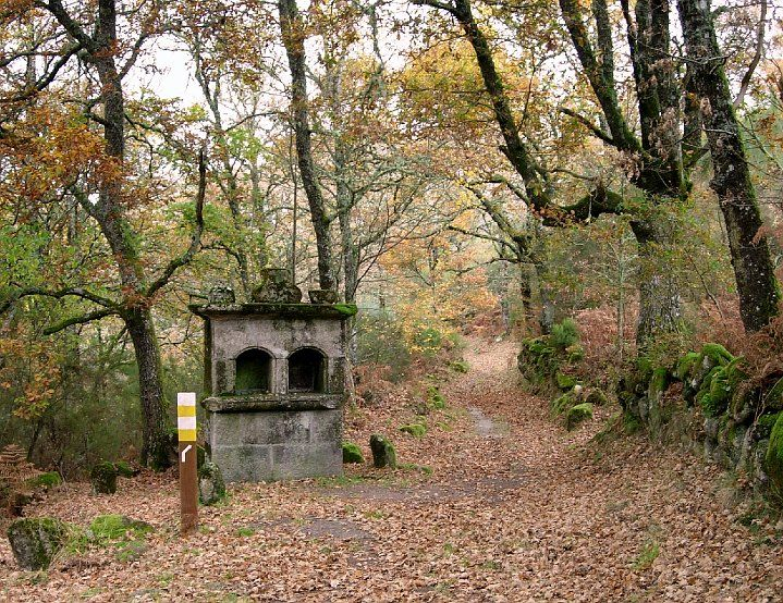 In Many Villages Galician People Believed A Estadeira Loner That Haunted