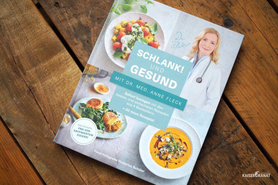 Schlank Und Gesund Mit Dr Med Anne Fleck Neue Rezepte Anne Fleck Gruner Eistee