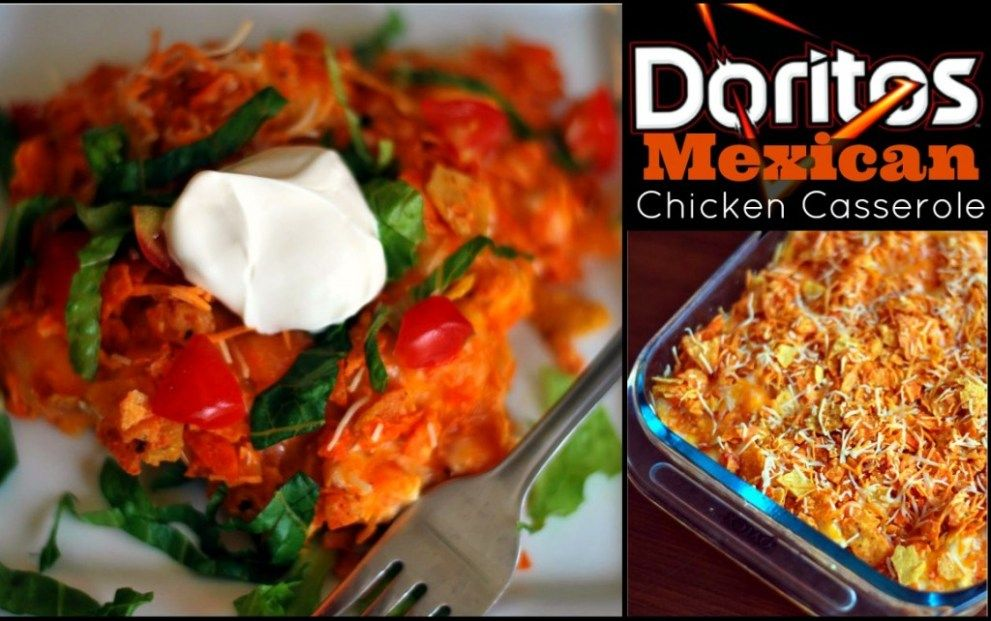 Tamale Pie   Recipe   Dorito casserole, Mexican chicken ...