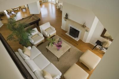 How To Decorate A Non Working Fireplace Ehow Uk Long Living Room Awkward Living Room Layout Living Room Furniture Layout