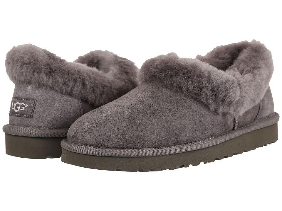 f284d2b2fdf UGG UGG - NITA (GREY) WOMEN'S SLIPPERS. #ugg #shoes # | Ugg | Uggs ...