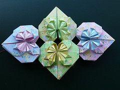Origami Maniacs: Beautiful Origami Heart