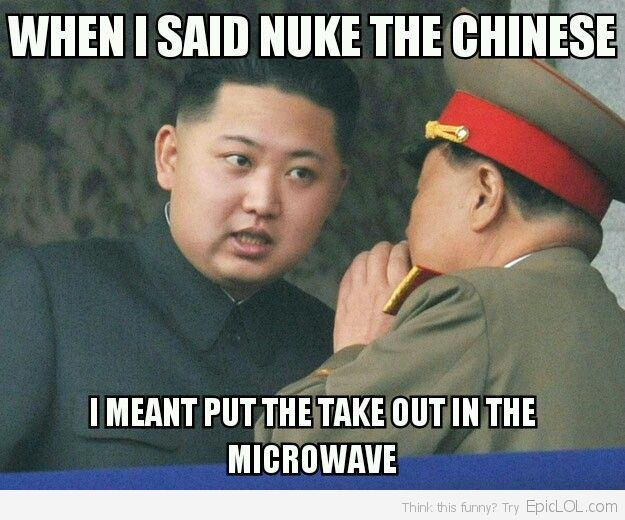 Funny Memes About Making Love : Open your ears kim jong un i love these!!!! they make me laugh