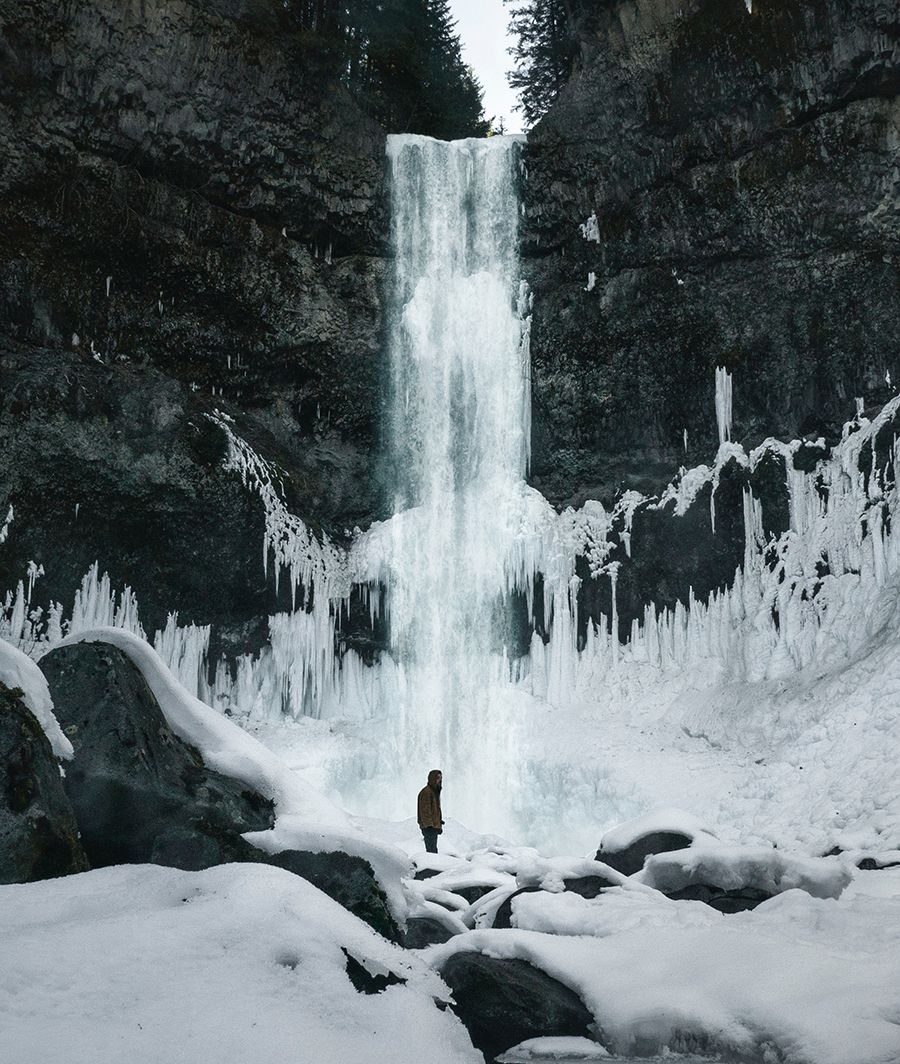 Gif Animated Waterfall Action Ad Animated,