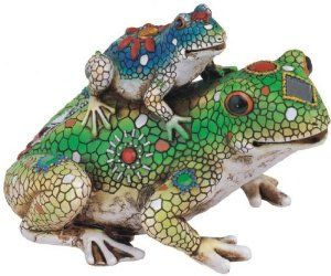 Frog Kitchen Decor   ... Frog Collection Figurine Decoration Decor  Collectible: Home U0026 Kitchen