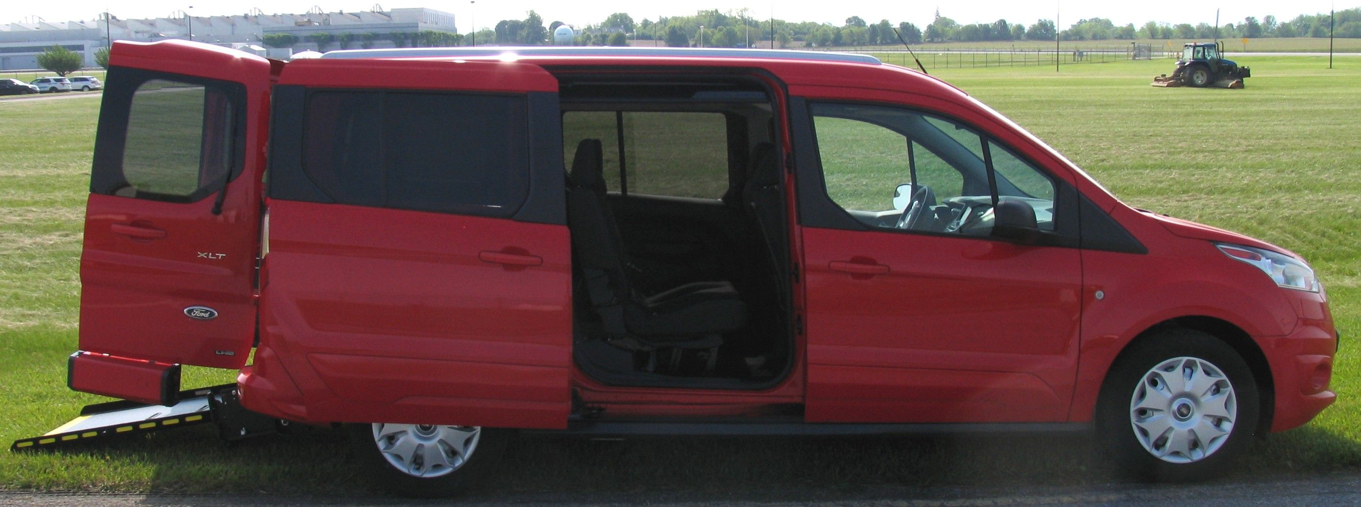 5fcee02909 Wheelchair Accessible Vans For Sale - Customizers Quality Conversions