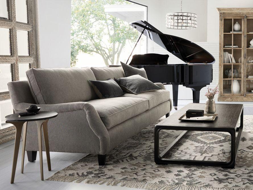 Paxton Sofa Arhaus In 2020 Arhaus Living Room Sofa Furniture