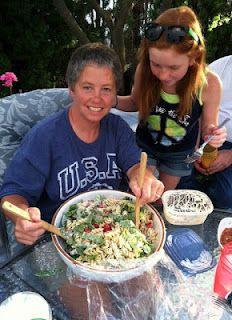 Wanda's BLT Pasta Salad