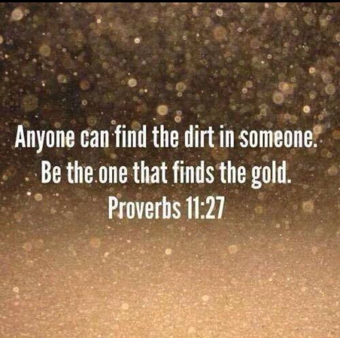 Find the Gold.....